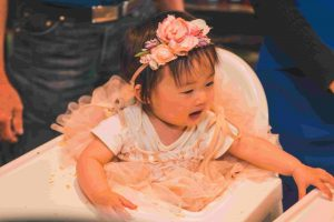 1st birthday party photography